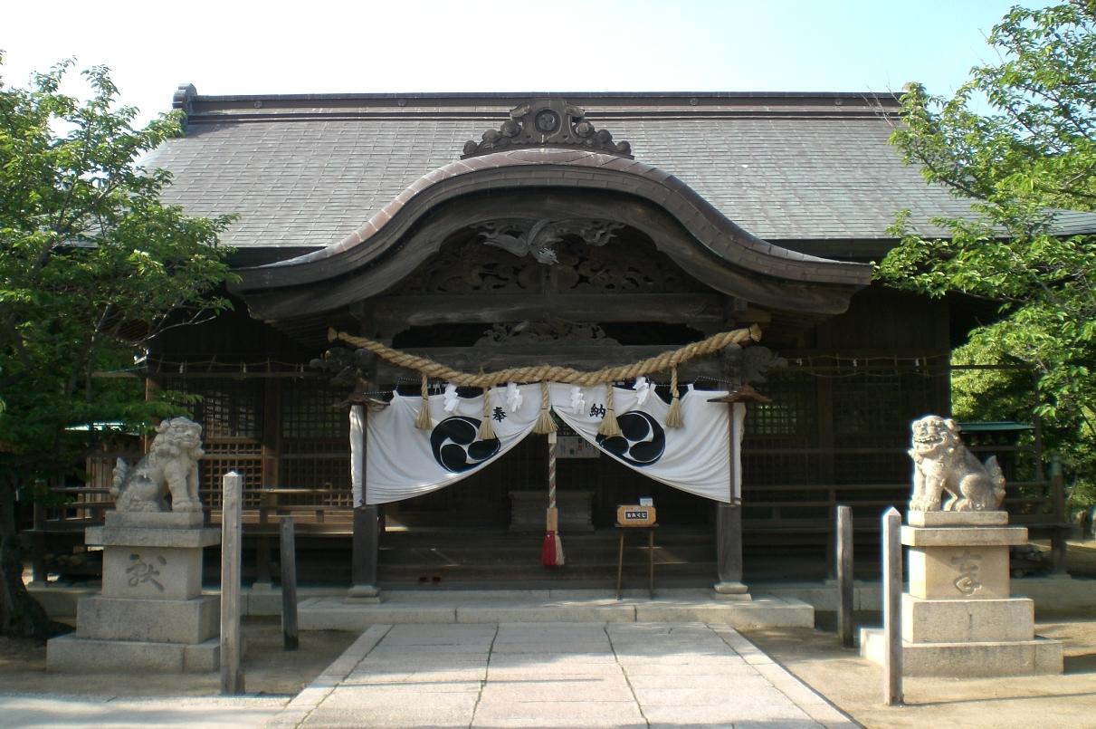 Iwatsuhimejinjya